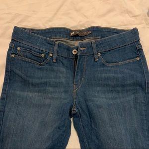 Levi's Jeans - Levis Slight Curve Modern Rise Skinny Jeans